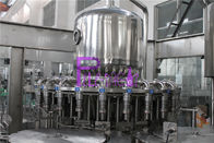 Glass Bottled Orange Juice Filling Machine Automatic Tea Drink Bottling Equipment